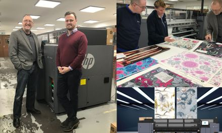 Surface Print and HP equals luxury wallcoverings