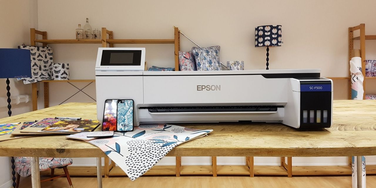 YPS to supply Epson dye-sublimation printers