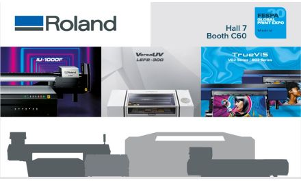 Roland presents new digital opportunities at FESPA 2020