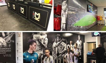 MK Dons kicks off a new year in style