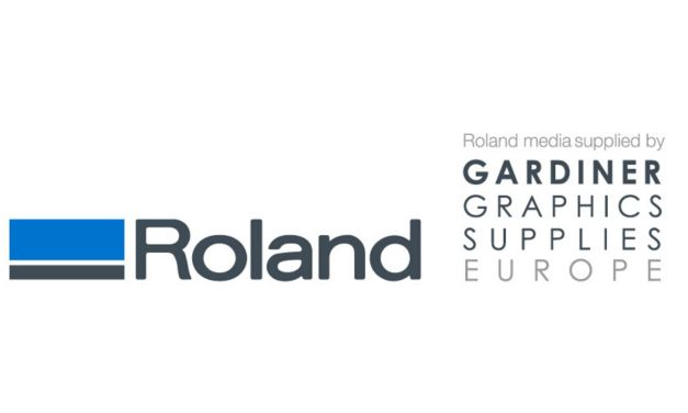 Roland DG to partner with GGSEU to offer new media
