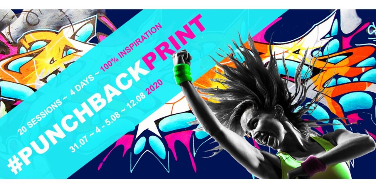 It's time to #PUNCHBACKPRINT!