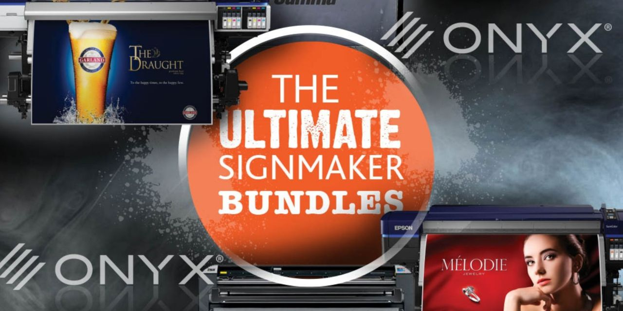 ArtSystems' offers SignMaker Bundles for Epson users
