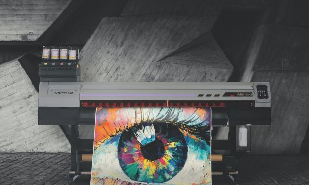 Mimaki unveils its new 100 Series of entry-level printers