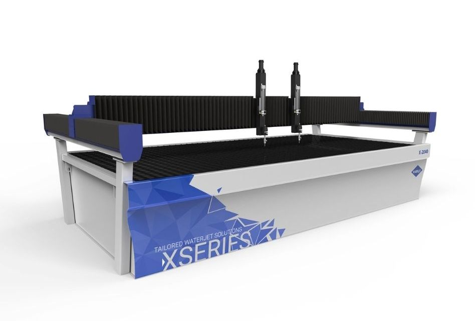 An AAG Waterjet cutting system proves to be a game changer