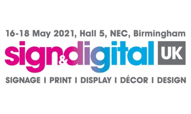 Sign & Digital UK 2021 moves to May