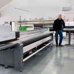 STO Print Production powers on with a swissQprint Nyla 3