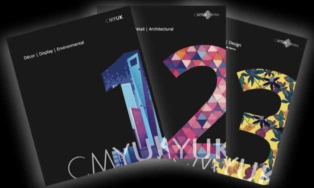 CMYUK offers three new material sample binders