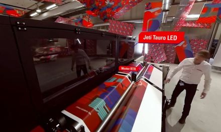 Agfa invests in a new UK inkjet showroom