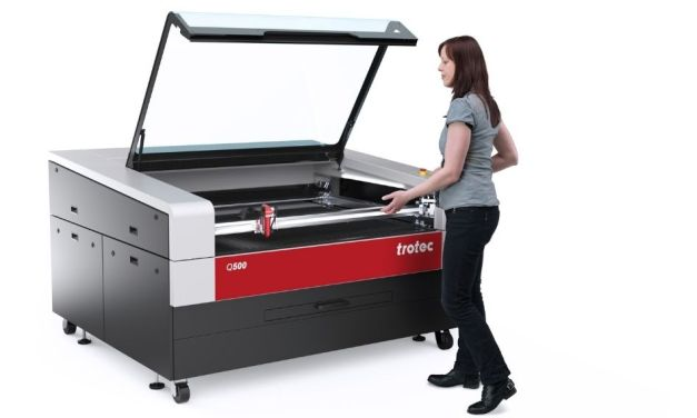 Trotec launches the new Q500 Series laser cutter