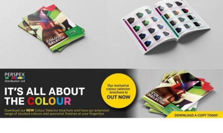 Pick a colour from Perspex Distribution