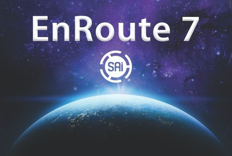 SAi releases the latest version of its EnRoute software