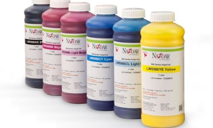 Nazdar introduces the 566 Series of solvent inkjet inks