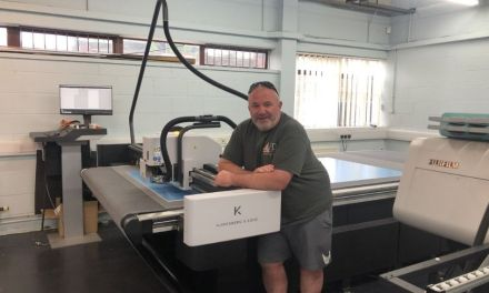 FD Signs invests in Kongsberg X24 Edge from CMYUK