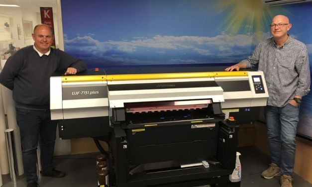 Matform extends its reach with a Mimaki UJF-7151 Plus
