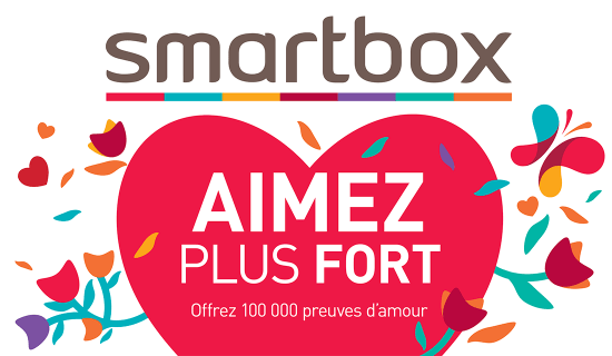 Smartbox Saint Valentin