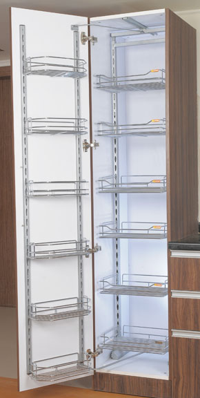 Kitchen Down Storage Pull