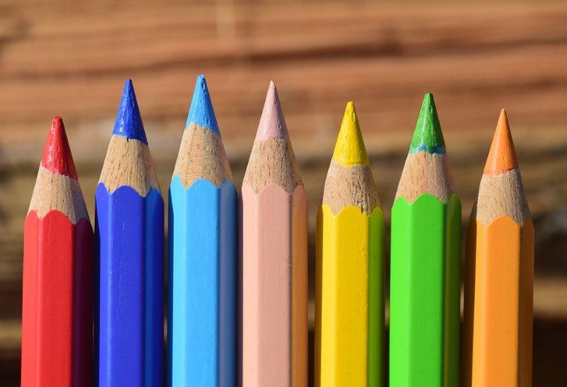 Colores en Catalán ▷【Lista Completa de Colores】