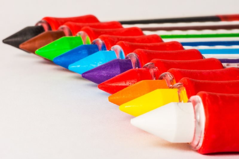 Colores en Francés ▷【Lista Completa de Colores】