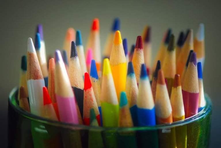 colores en gallego