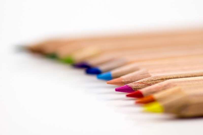 colores en griego