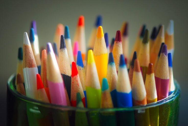 colores en japonés
