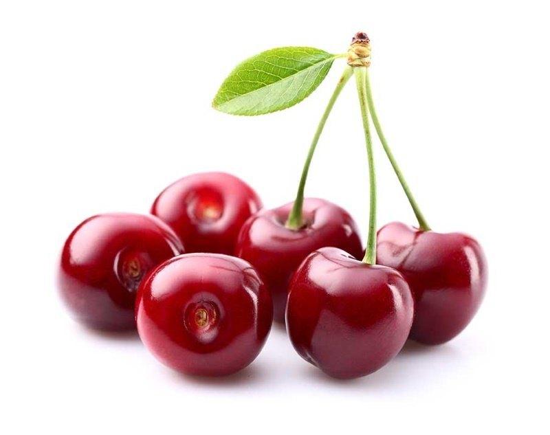 el color cereza nace de la naturaleza más bella
