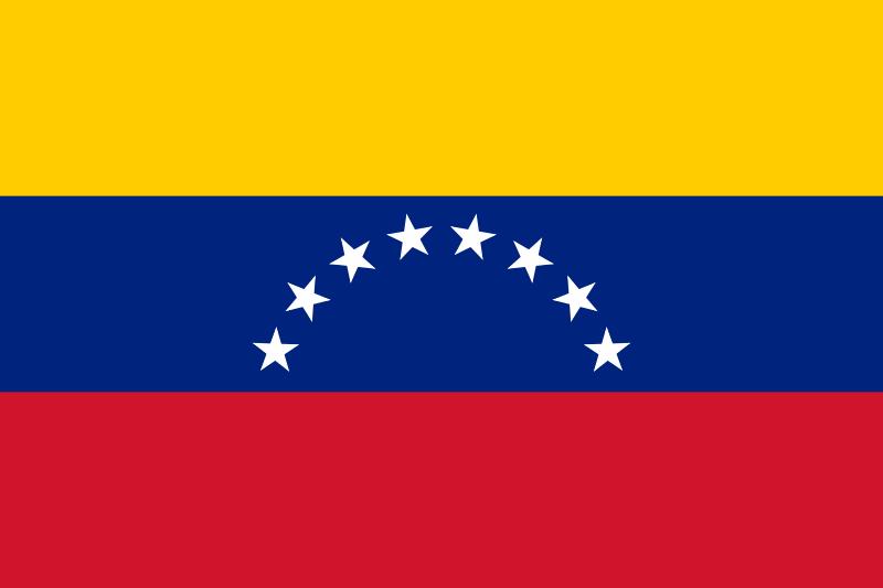 que significan los colores de la bandera de venezuela