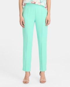el verde claro tiene cierto uso dentro de la moda