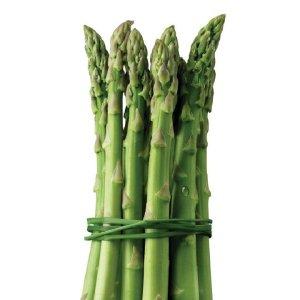 esta verdura llamada esparrago da nombre a este color, variedad del verde