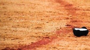 la arena existente en los cosos taurinos, llamada albero, da nombre a este color