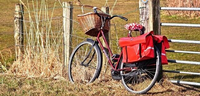 sonhar que vê uma bicicleta vermelha