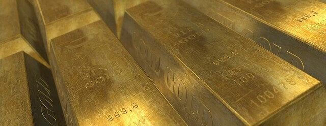sonhar com barras de ouro