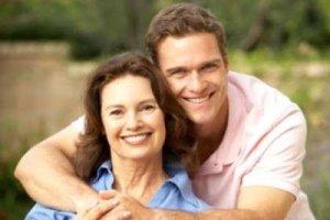 A diferença de idade no relacionamento