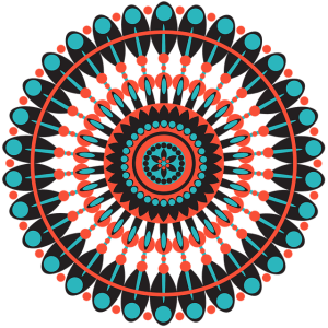 mandalas coloridas