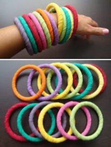 Significado das pulseiras