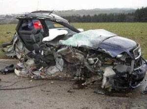 ▷ Sonhar com acidente de carro【Significados impressionantes】