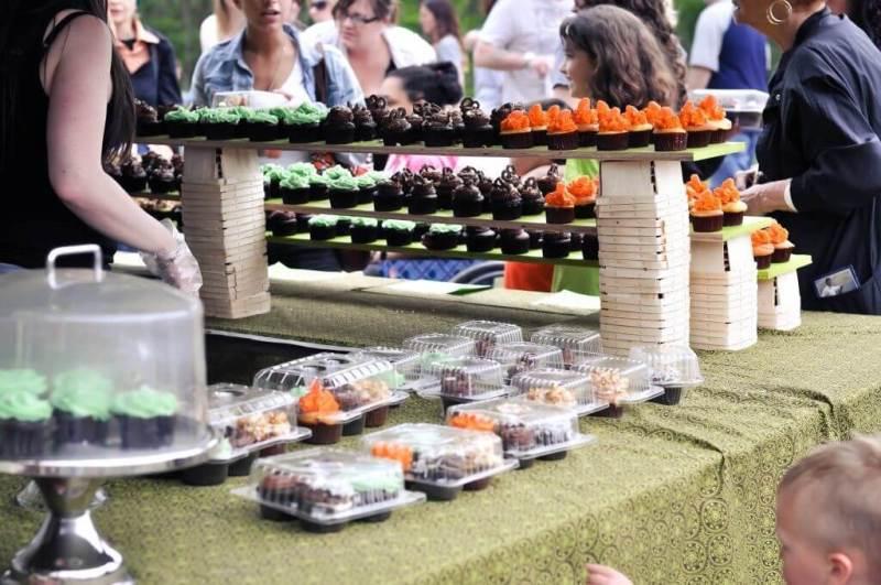 vender muito cupcake