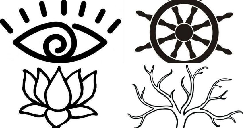 Escolha Um Desses Símbolos e Vamos Revelar Seu Maior Medo