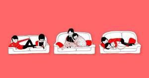 Escolha o Casal Mais Feliz Para Descobrir Quem é Você No Amor