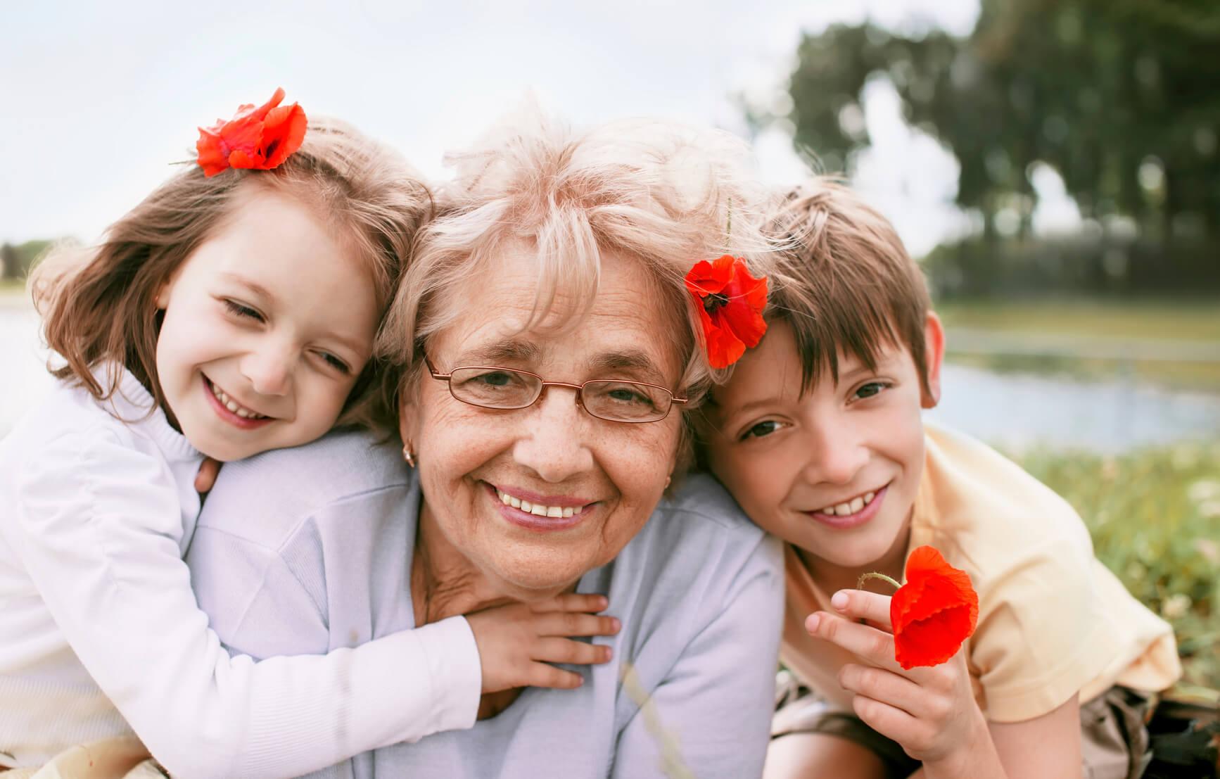 Excelente Reflexão Que Mostra a Importância Dos Netos Para Os Avós