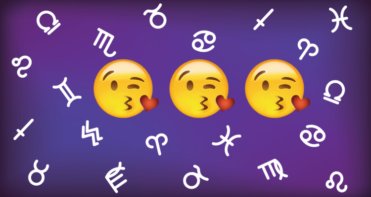 Ranking Dos Signos Do Zodíaco Que Tem o Melhor Beijo