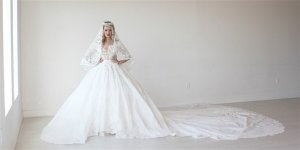 ▷ Sonhar Comprando Vestido De Noiva 【Significados Reveladores】