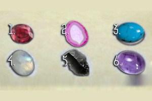 Qual pedra mágica você escolhe? Descubra tudo sobre sua aura