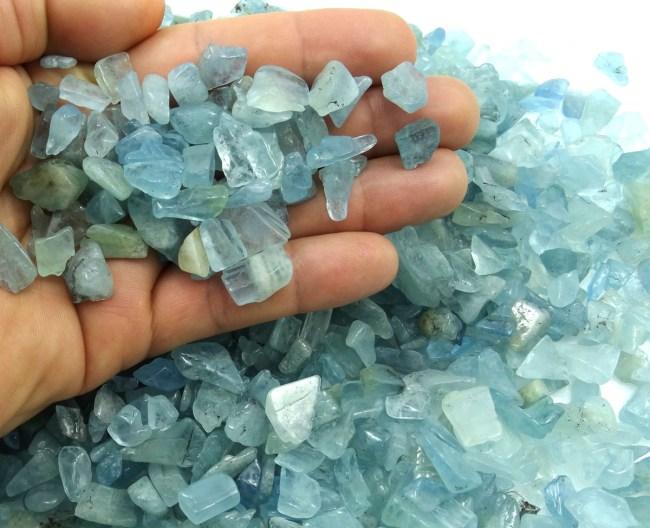 pedra preciosa agua marinha