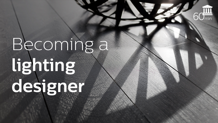 becoming a lighting designer signify