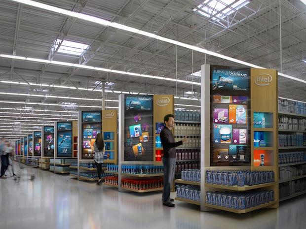 Retail Digital Signage Gets Shelved Sign Media