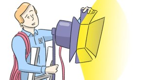 Aiuto del caposquadra elettricisti