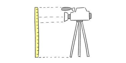 Hauteur Caméra