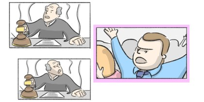reaktionsbild